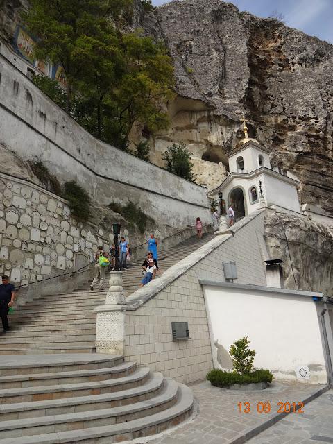 помещения монастыря