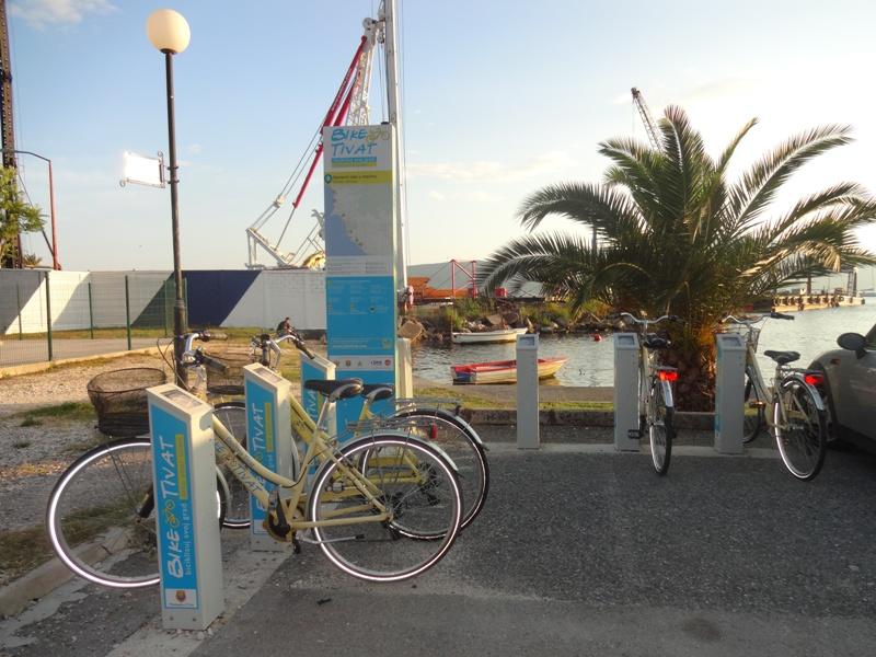 прокат велосипедов тиват