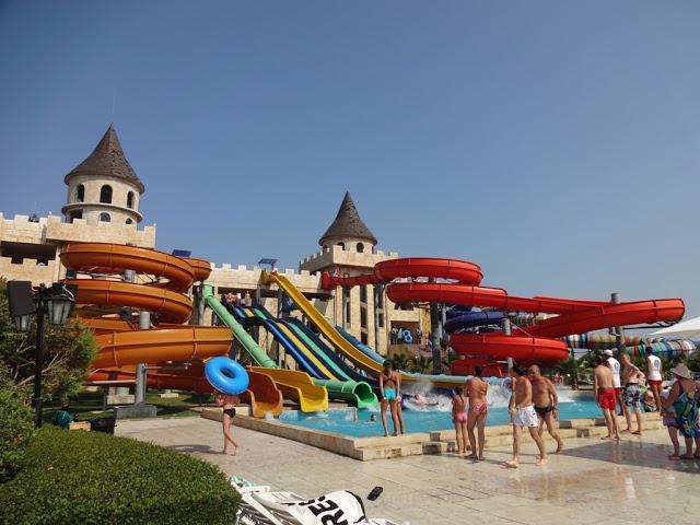 Аквапарк «Paradise»