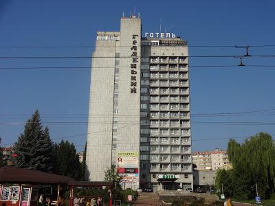 Отель в Чернигове