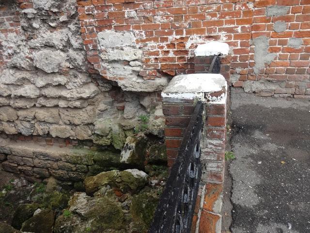 Стены древнего Нижегородского кремля