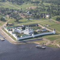 Макарьевский монастырь. Нижегородская область.