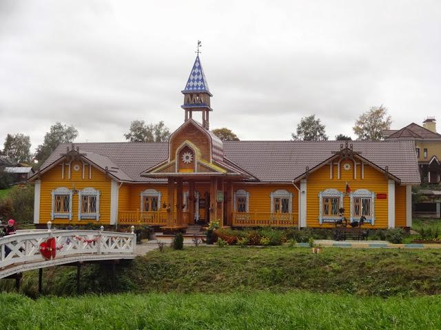 """музейно-выставочный центр """"Березополье"""""""