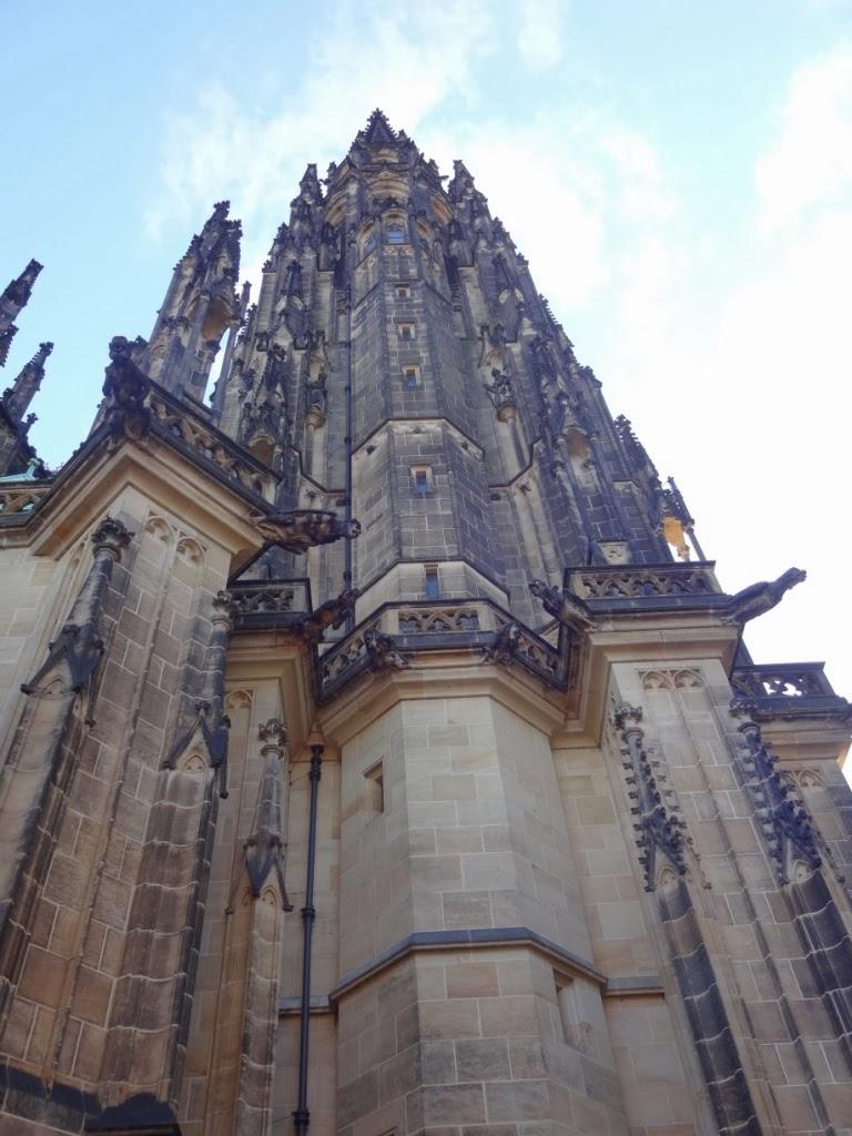 Прага храм святого вита