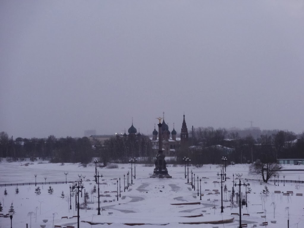 Памятник 1000-летию Ярославля