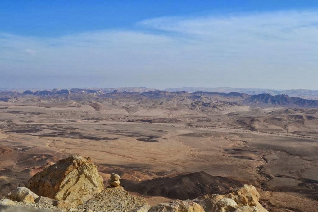 пустыня негев