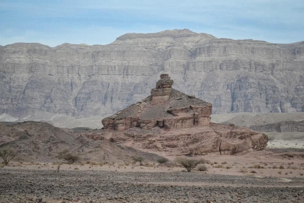 гора-спираль египет