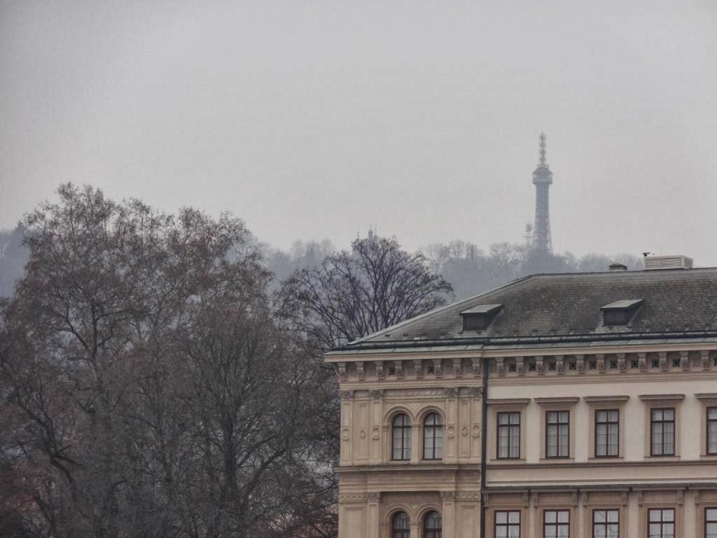 Петршинскую башню