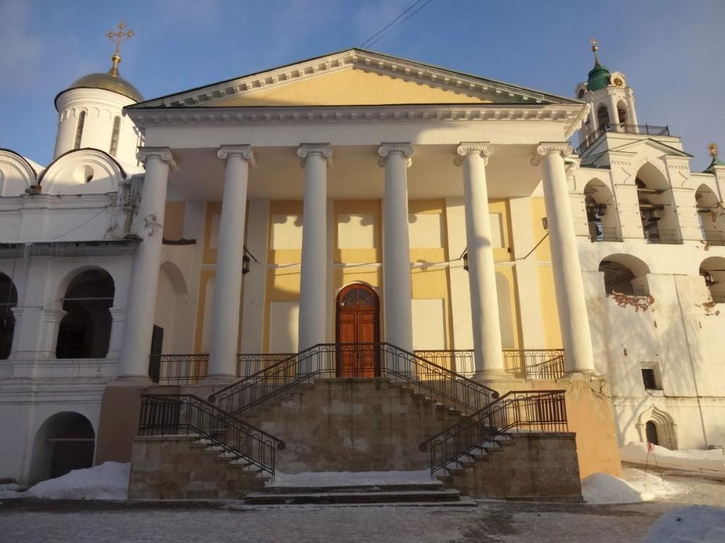 церковь Ярославских Чудотворцев Ярославль