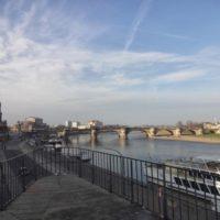 Экскурсия по Дрездену.