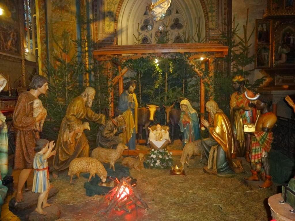 композиция на рождественскую тему