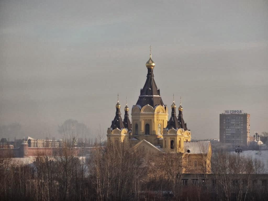 Собор Александра Невского Нижний Новгород