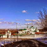 Вознесенский Печерский монастырь. Нижний Новгород.