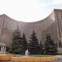 Гостиница Космос в Москве. Отзыв