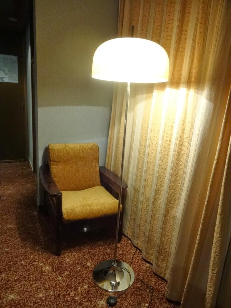 Номер в гостинице Космос
