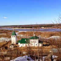 Дудин монастырь. Нижегородская область.