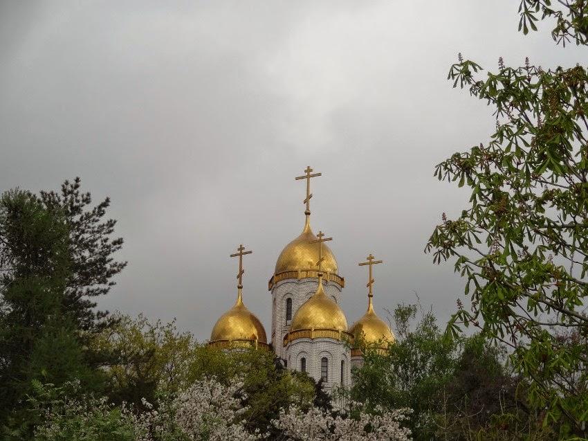 храм всех святых Волгоград