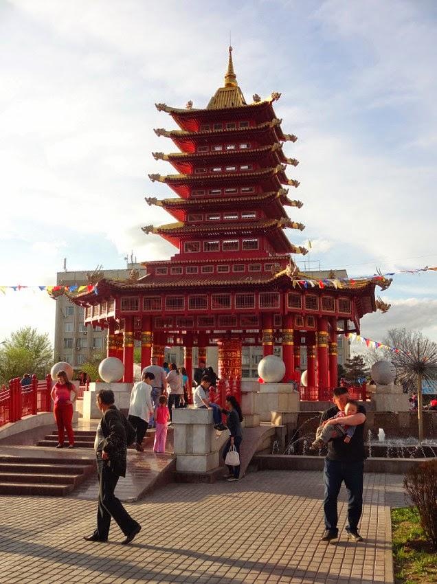 пагода Элиста