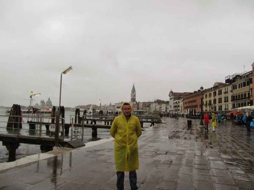 пристань Венеция