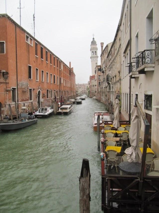 канал Венеция