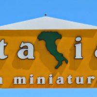 Итальянские каникулы. Парк «Италия в миниатюре».