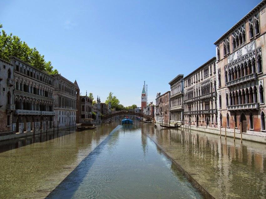 гранд канал мини Венеция