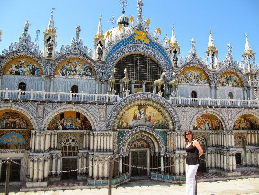 собор Сан Марко в миниатюре