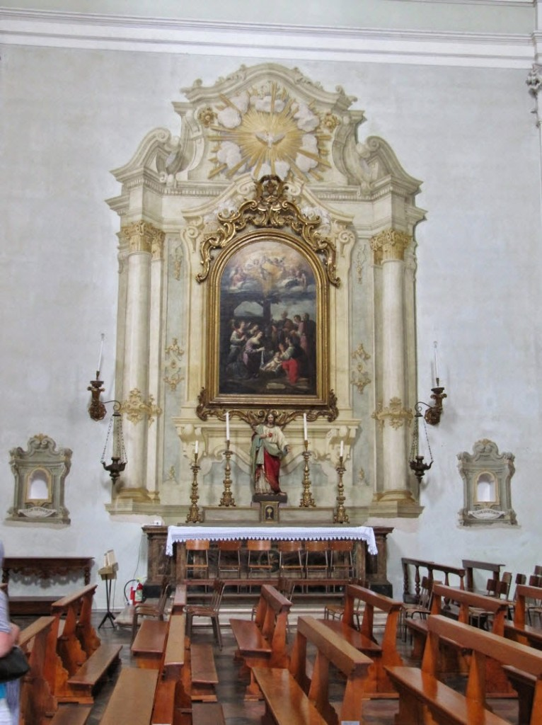 собор Сантарканджело