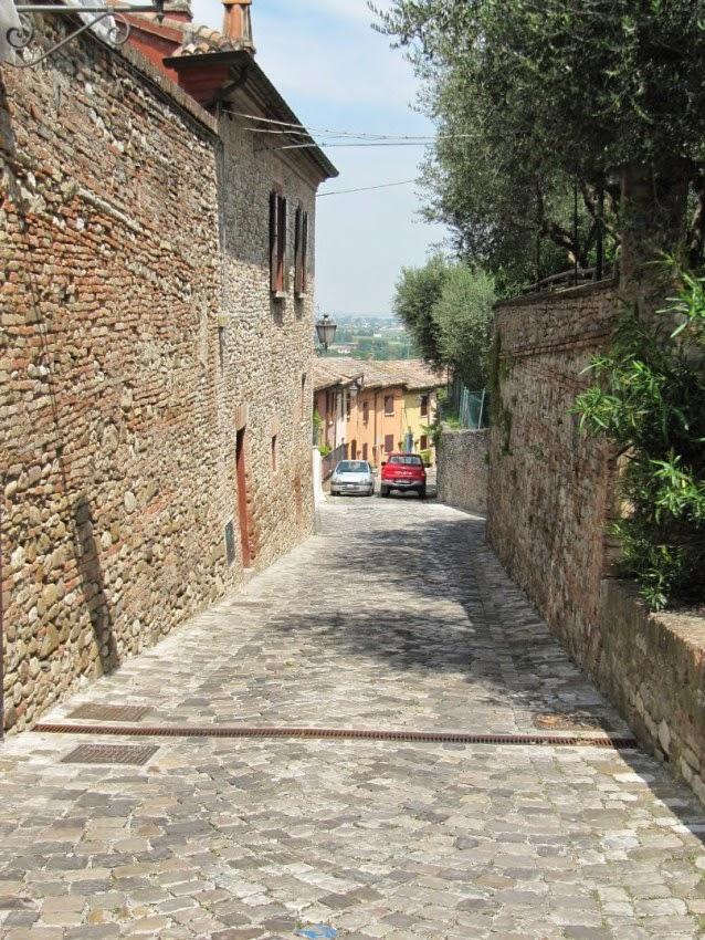 улочки Сантарканджело