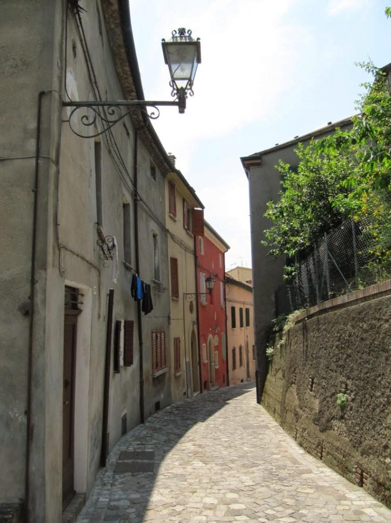 обычная жизнь Сантарканджело