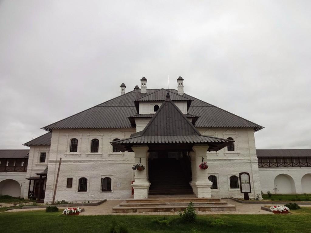 монастырь свияжск