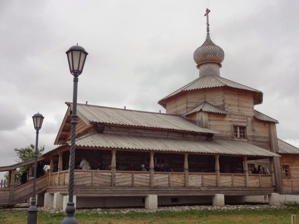 троицкая церковь свияжск