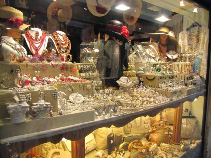 витрина Венеция