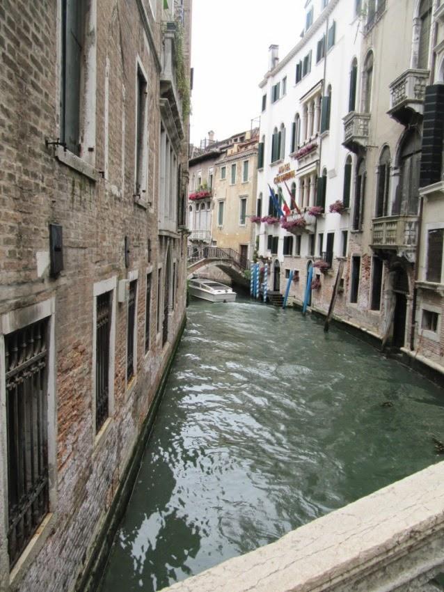 улица-канал Венеция