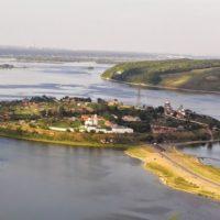 Автопутешествие «Вниз по Волге». Часть 2 — Остров-град Свияжск.