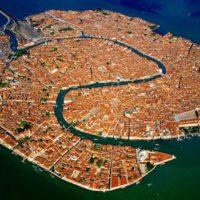 Итальянские каникулы. Экскурсия в Венецию.