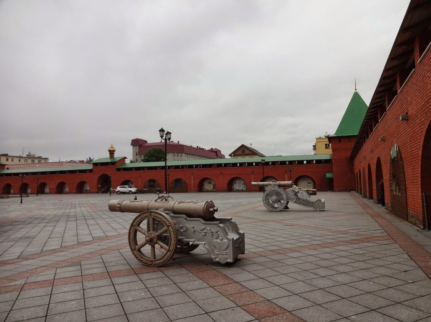 йошкар-ола кремль
