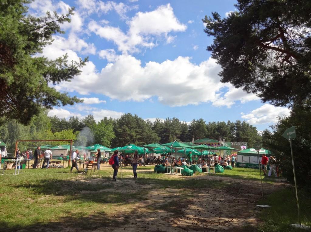 пикник в городе Нижний Новгород
