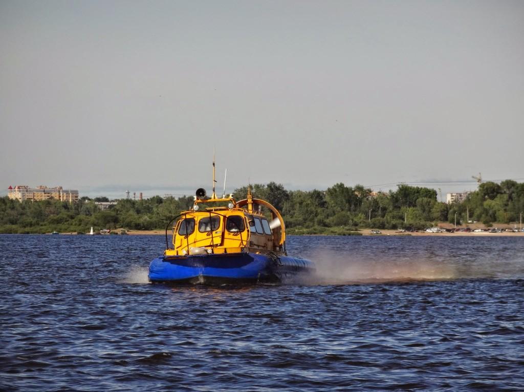 судно амфибия Хивус