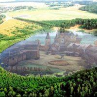 Озеро Светлояр. Нижегородская область