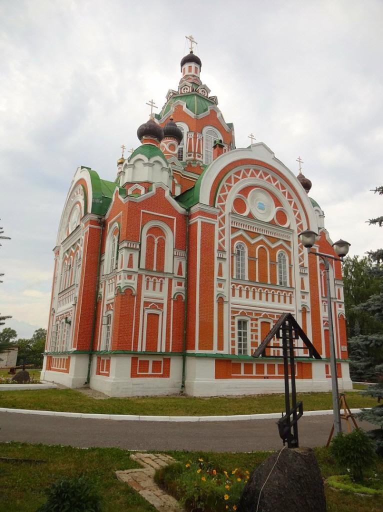 Михайло-Архангельская церковь Юрино