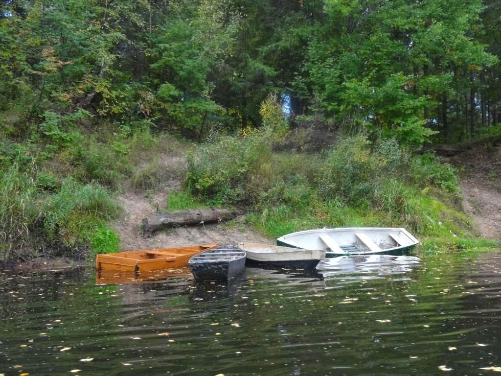 Керженец лодки