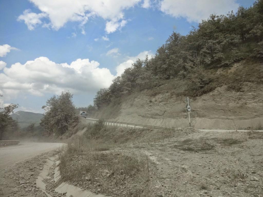 шаумян качество дорог