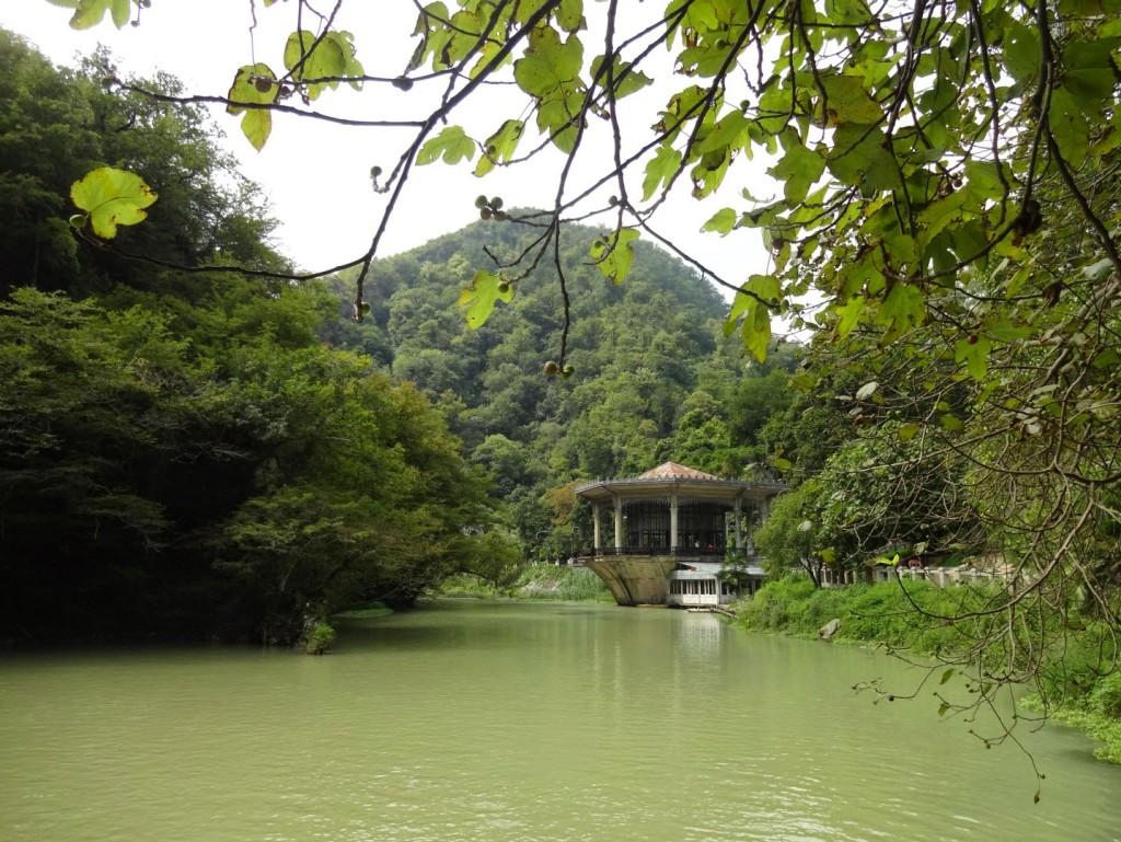 Псырцха и озеро