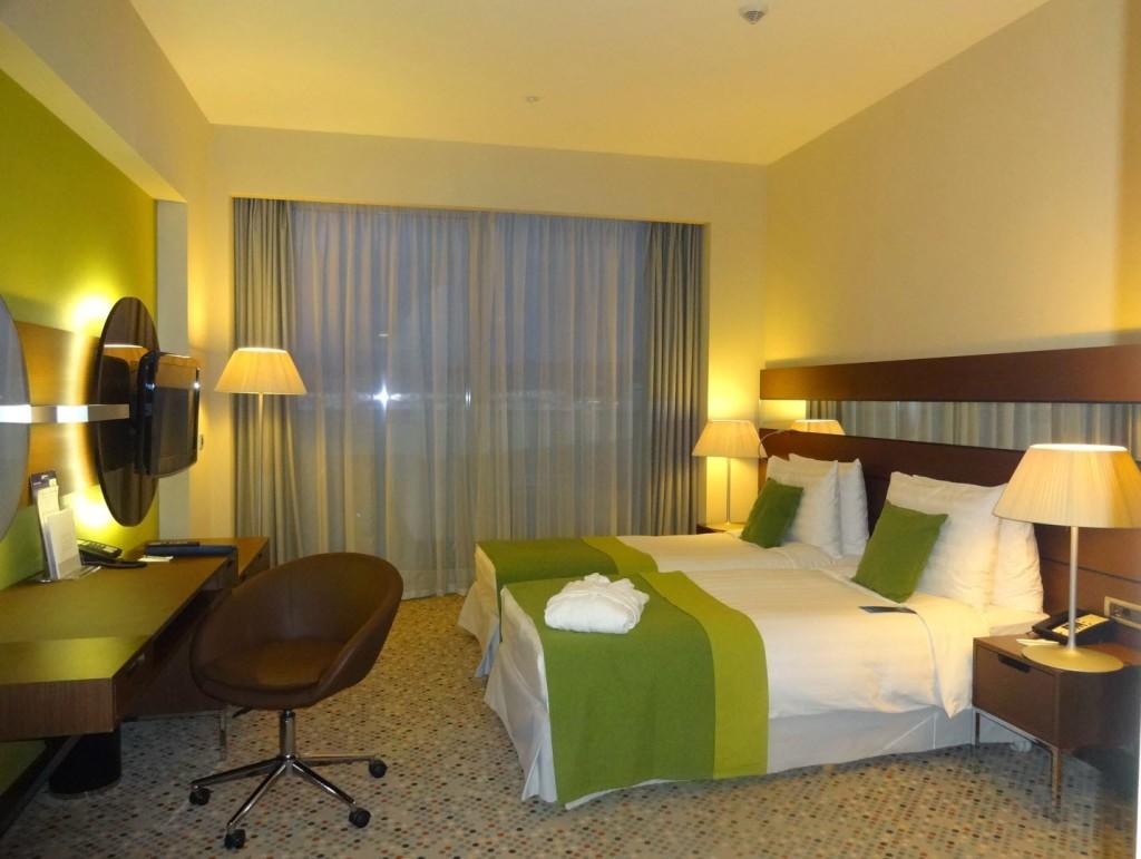 Radisson Blu Resort & Congress Centre 5* стандартный номер