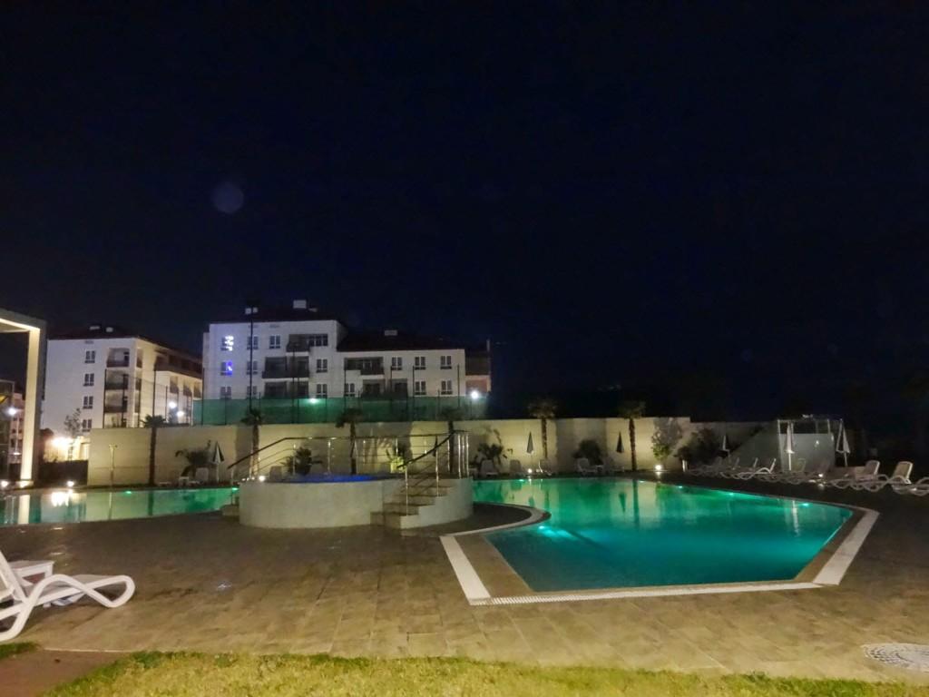 Radisson Blu Resort & Congress Centre 5* открытый бассейн