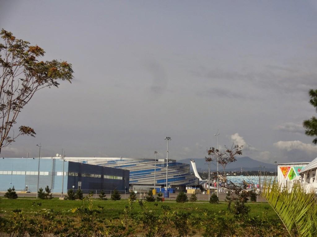 олимпийский парк сегодня