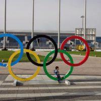 Велопрогулка по Олимпийскому парку в Сочи