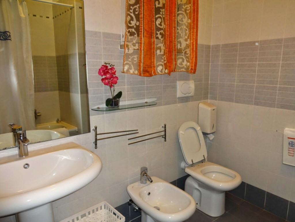 отель Chittadella верона ванная