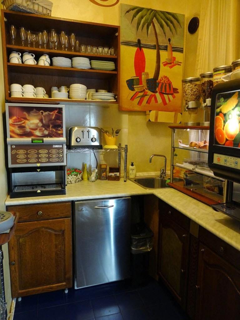 отель Chittadella верона кухня